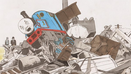 thomas_the_train_wreck_by_b1nman